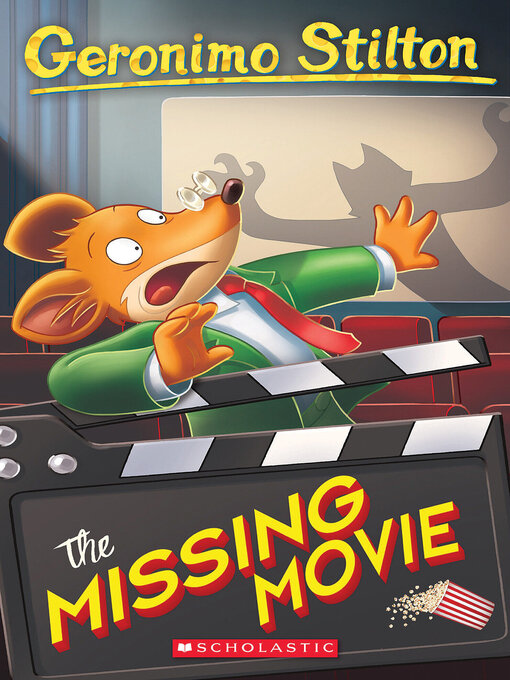 Cover of The Missing Movie