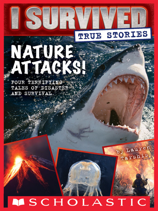 Title details for Nature Attacks! by Lauren Tarshis - Wait list
