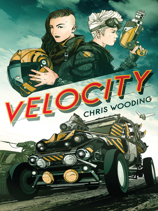 Title details for Velocity by Chris Wooding - Available