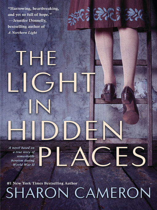Title details for The Light in Hidden Places by Sharon Cameron - Wait list