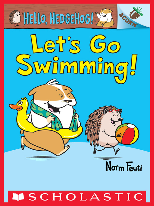 Title details for Let's Go Swimming! by Norm Feuti - Available