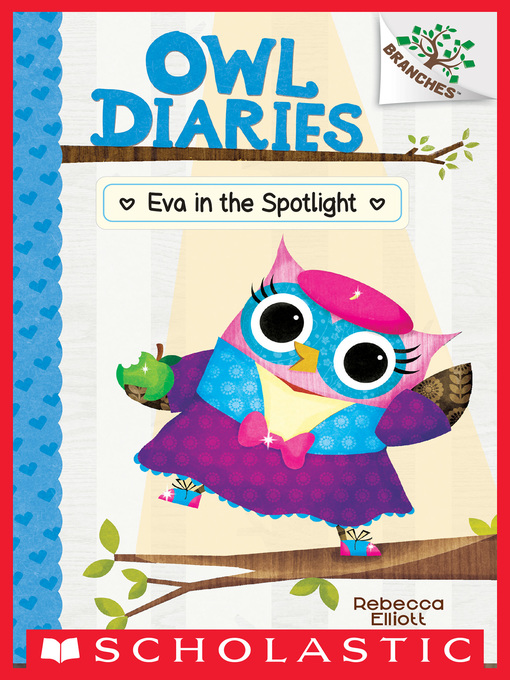 Title details for Eva in the Spotlight by Rebecca Elliott - Available