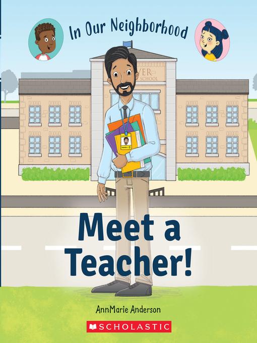Meet A Teacher!