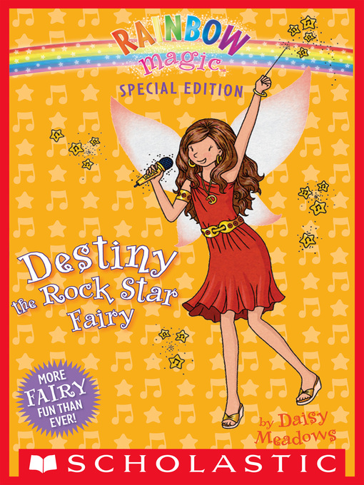 Title details for Destiny the Rock Star Fairy by Daisy Meadows - Wait list