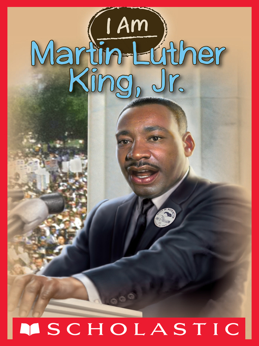 Title details for Martin Luther King Jr. by Grace Norwich - Wait list