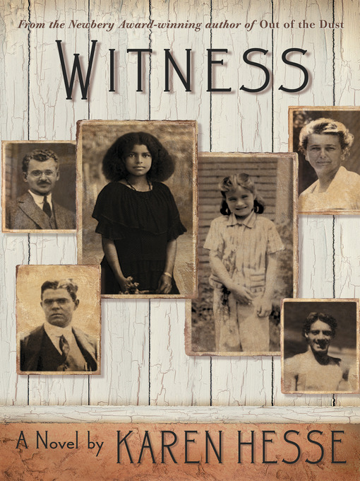 Title details for Witness by Karen Hesse - Available