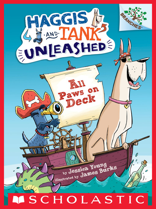 Title details for All Paws on Deck by Jessica Young - Wait list