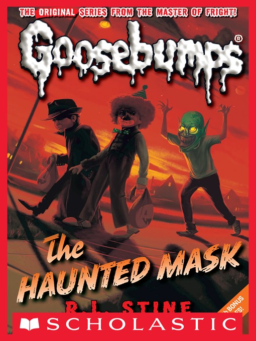 Title details for The Haunted Mask by R.L. Stine - Available