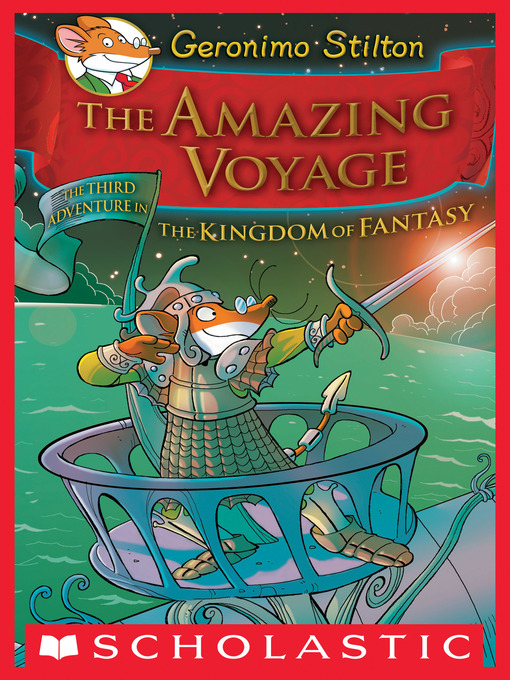 Title details for The Amazing Voyage by Geronimo Stilton - Available