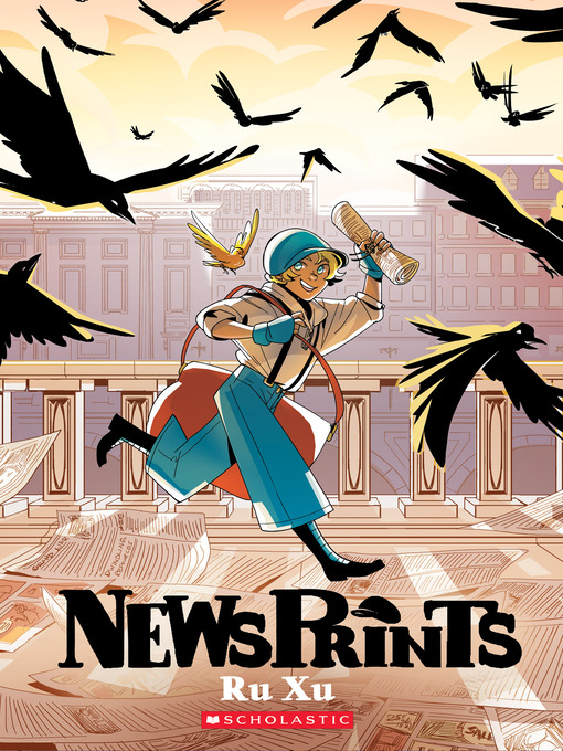 Title details for NewsPrints by Ru Xu - Available