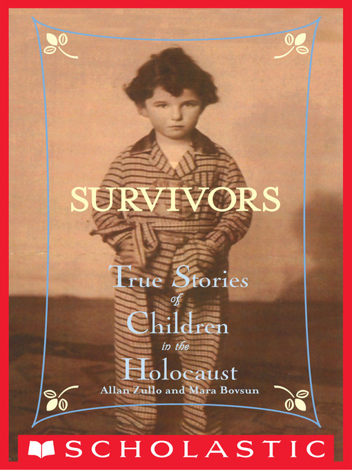 Title details for True Stories of Children in the Holocaust by Allan Zullo - Available