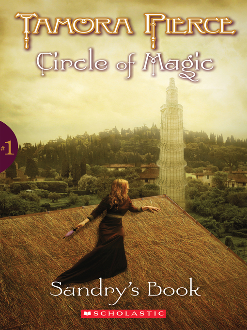 Title details for Sandry's Book by Tamora Pierce - Wait list