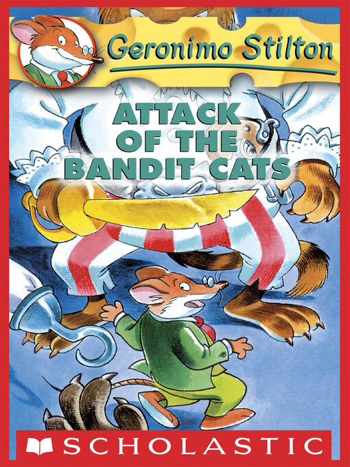 Cover of Attack of the Bandit Cats