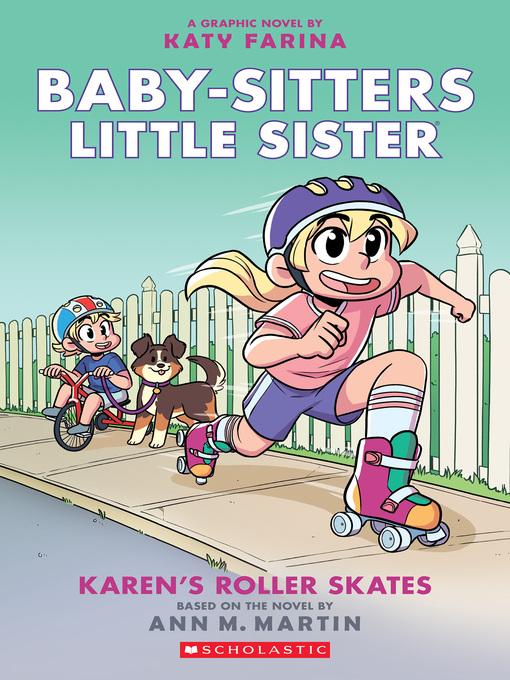 Title details for Karen's Roller Skates by Ann M. Martin - Wait list