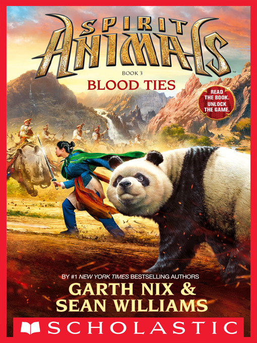 Title details for Blood Ties by Garth Nix - Wait list