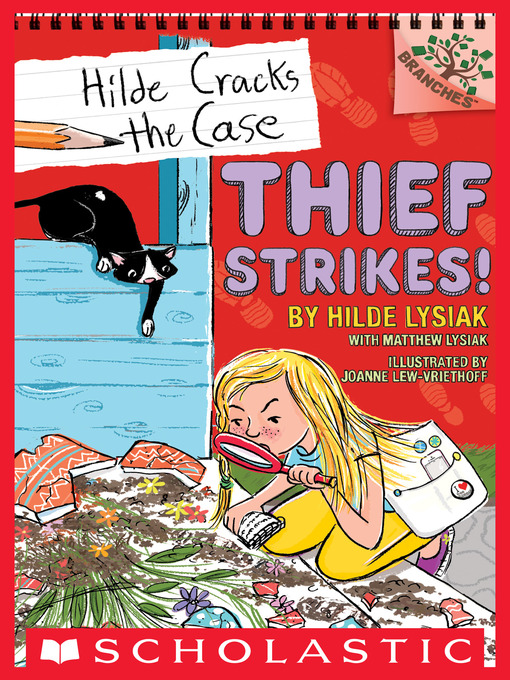 Title details for Thief Strikes! by Hilde Lysiak - Wait list