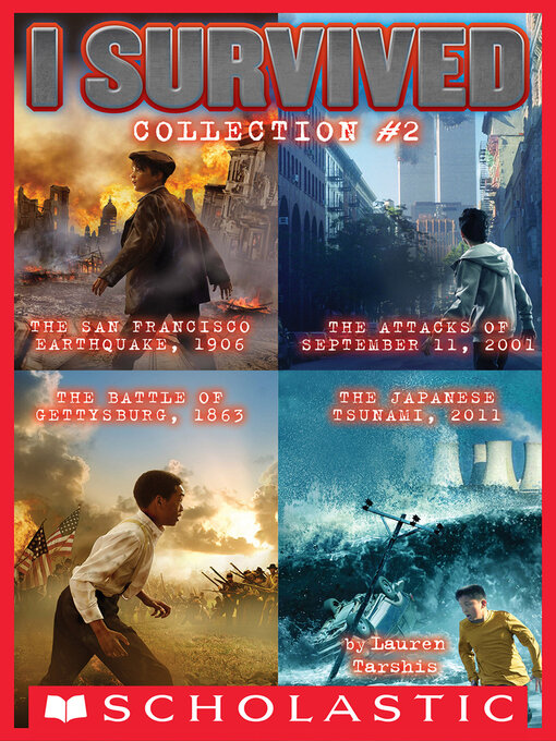 Title details for I Survived Collection, Volume 2 by Lauren Tarshis - Wait list