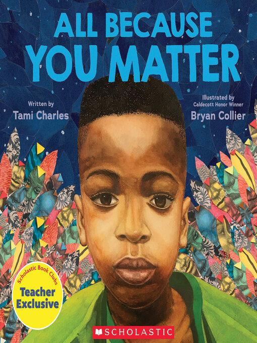 Title details for All Because You Matter by Tami Charles - Wait list