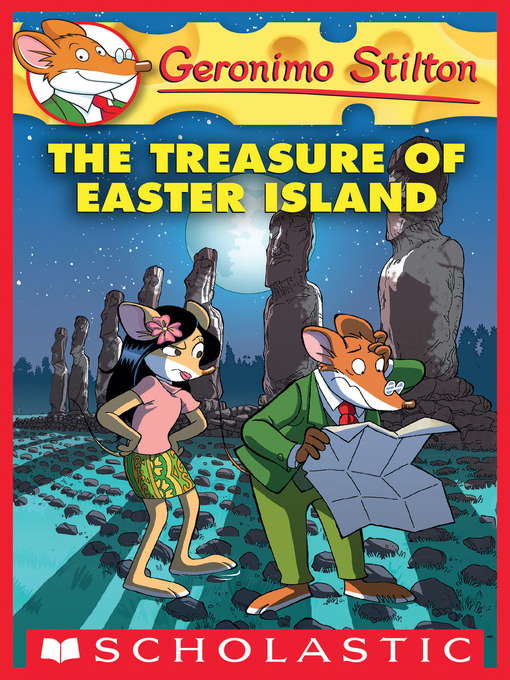 Title details for The Treasure of Easter Island by Geronimo Stilton - Available