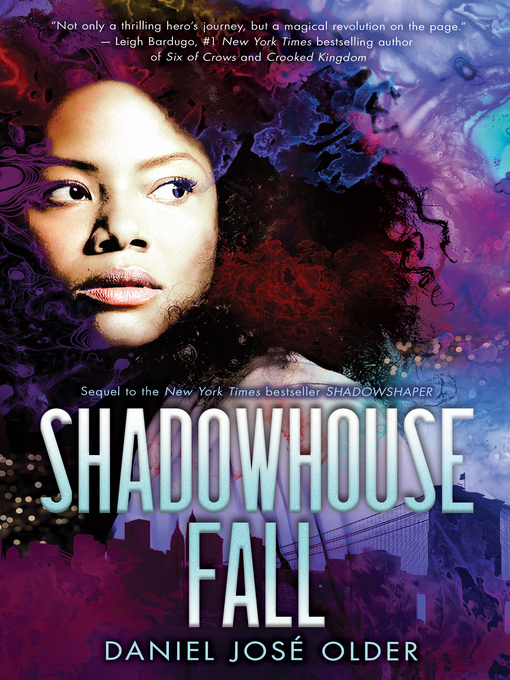 Cover of Shadowhouse Fall