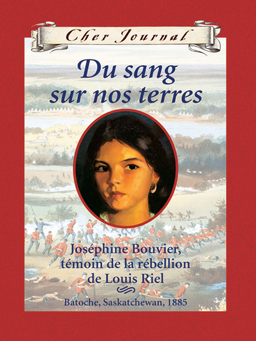 Title details for Du sang sur nos terres by Maxine Trottier - Available