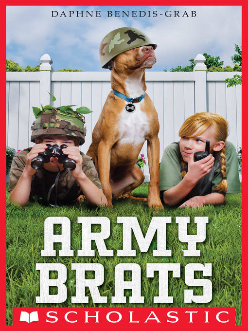 Title details for Army Brats by Daphne Benedis-Grab - Available
