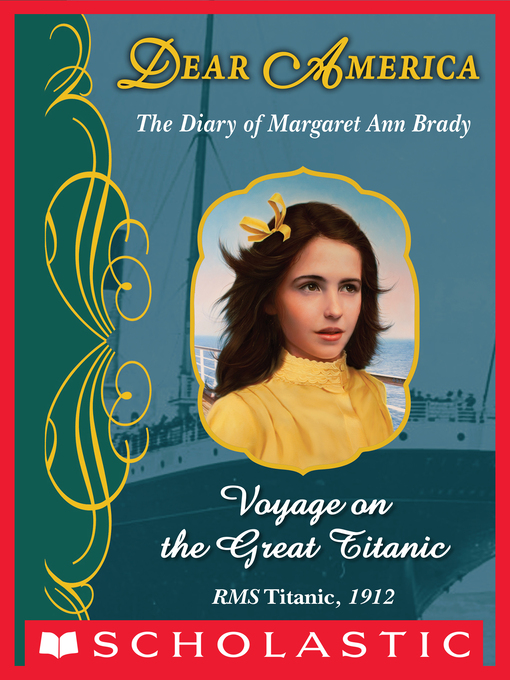 Title details for Voyage on the Great Titanic by Ellen Emerson White - Available