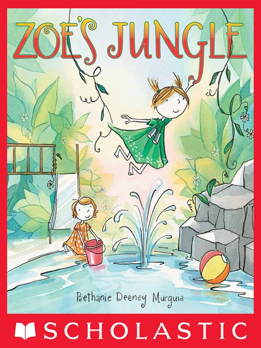 Cover of Zoe's Jungle