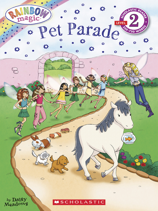Cover image for Pet Parade