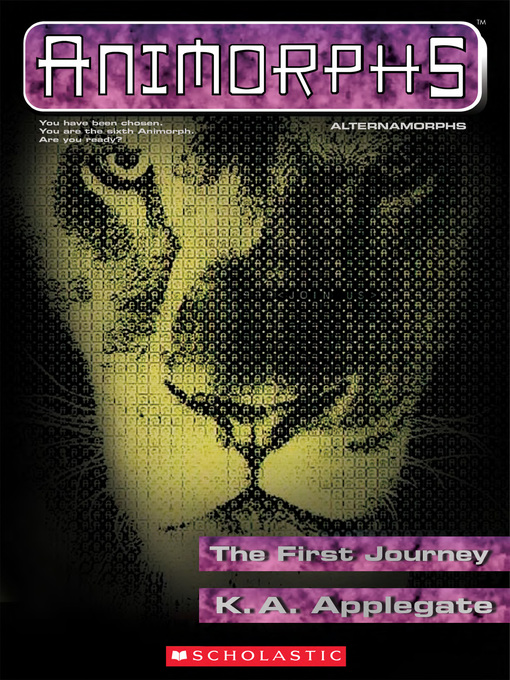 Title details for The First Journey by K. A. Applegate - Available