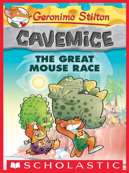 Title details for The Great Mouse Race by Geronimo Stilton - Wait list