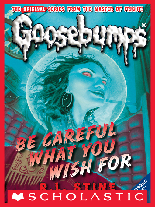 Title details for Be Careful What You Wish For by R.L. Stine - Available