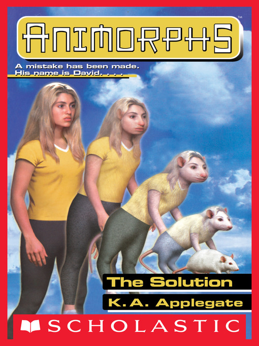 Title details for The Solution by K. A. Applegate - Available