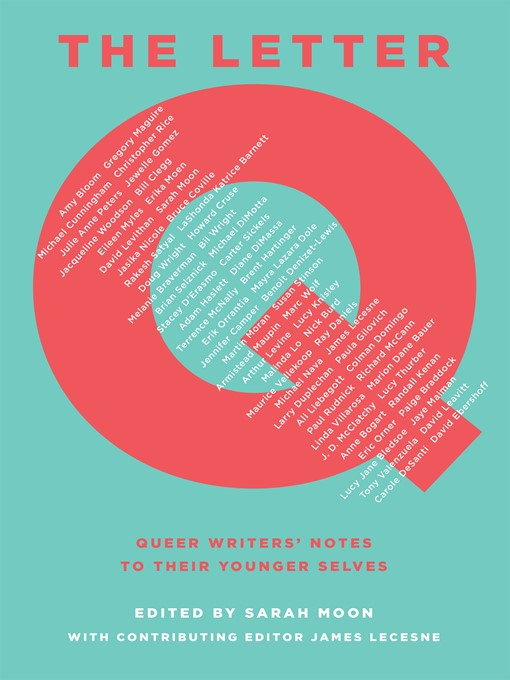 Title details for The Letter Q by Sarah Moon - Available