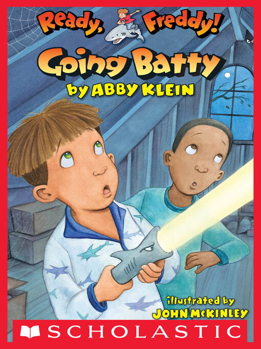 Title details for Going Batty by Abby Klein - Wait list