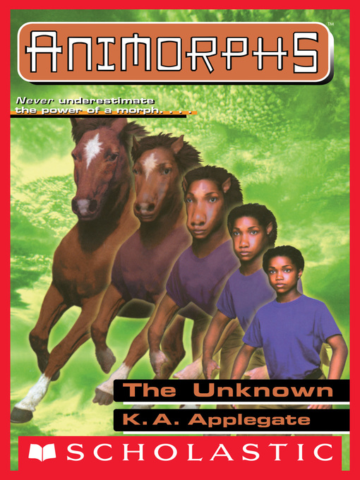 Title details for The Unknown by K.A. Applegate - Available