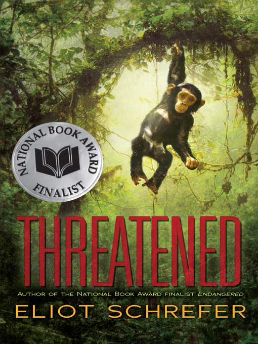 Title details for Threatened by Eliot Schrefer - Available