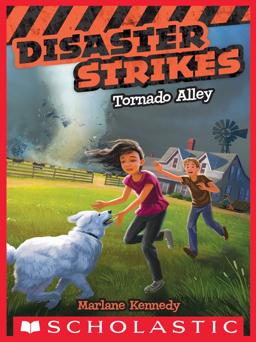 Tornado Alley Disaster Strikes Series, Book 2