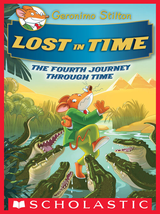Title details for Lost in Time by Geronimo Stilton - Wait list