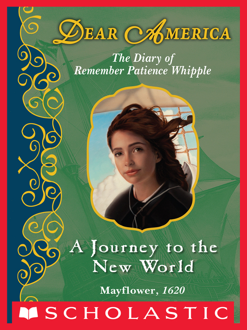 Title details for A Journey to the New World by Kathryn Lasky - Wait list