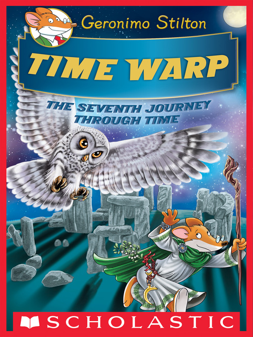 Cover of Time Warp