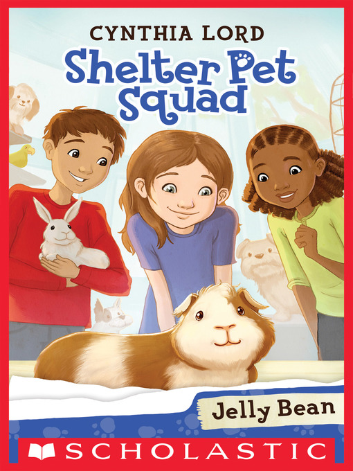 Title details for Jelly Bean by Cynthia Lord - Available