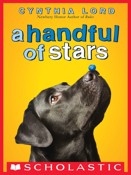 Cover of A Handful of Stars
