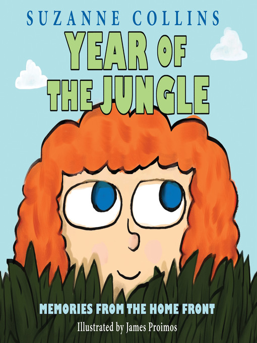 Title details for Year of the Jungle by Suzanne Collins - Wait list