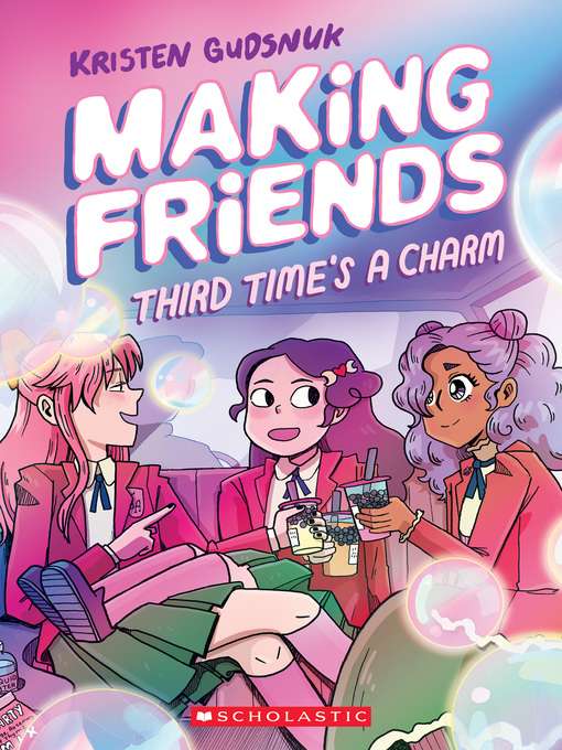 Title details for Third Time's a Charm by Kristen Gudsnuk - Wait list