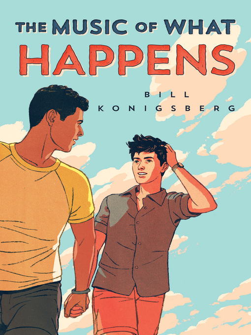 Cover of The Music of What Happens