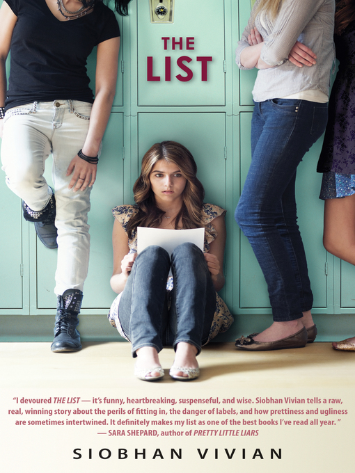 Title details for The List by Siobhan Vivian - Wait list