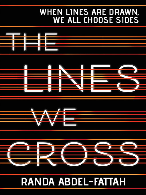 Cover of The Lines We Cross