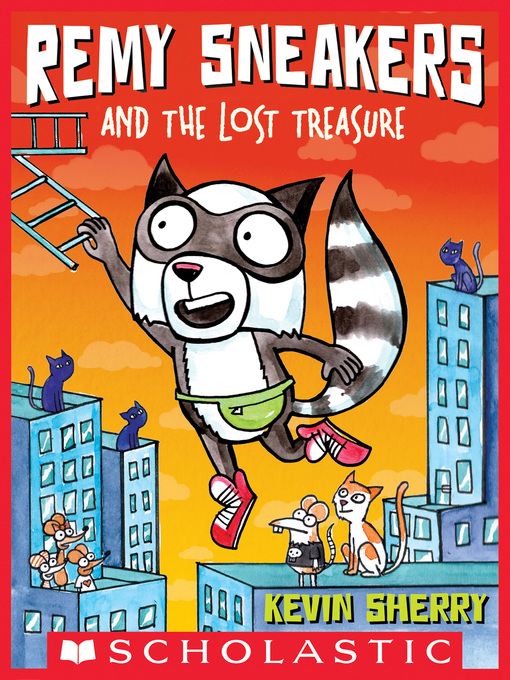 Remy Sneakers and the Lost Treasure Remy Sneakers Series, Book 2