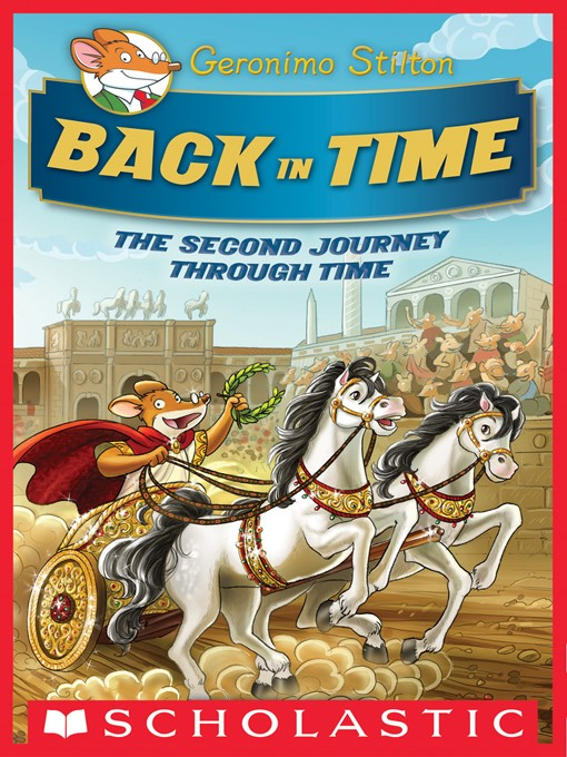 Title details for Back in Time by Geronimo Stilton - Available
